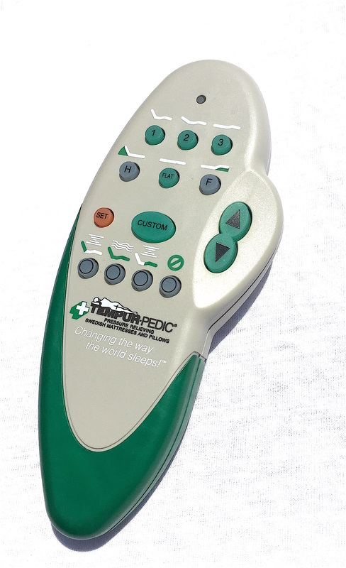 Tempurpedic Adjustable Bed Replacement Remote For Okimat 2 Maxidrive Okin  Remote