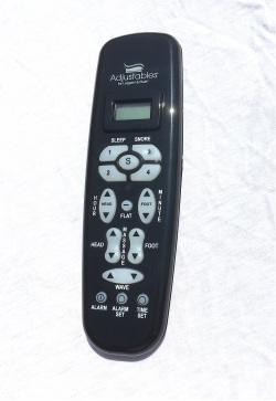 Leggett & Platt Prodigy Adjustable Bed Replacement Remote