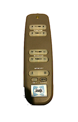 Sealy Adjustable Bed Replacement Remote